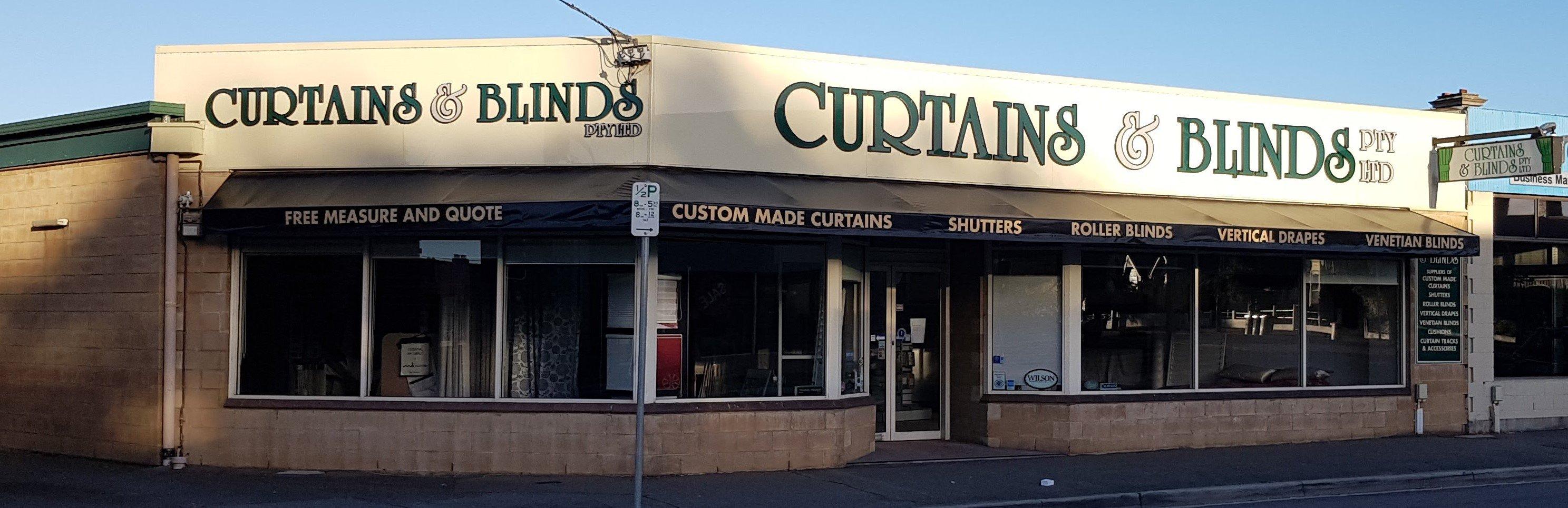 Curtains & Blinds Launceston